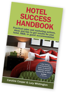 Cover of The Hotel Success Handbook